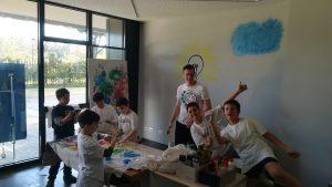 Wall Art al Club