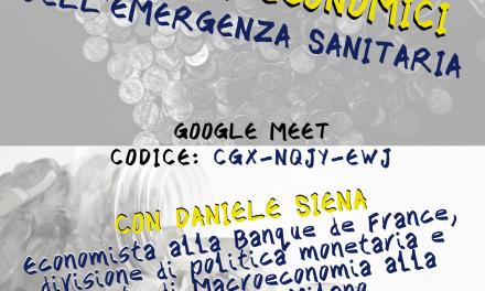 Spaghetto Cuturale: I risvolti economici dell'emergenza sanitaria