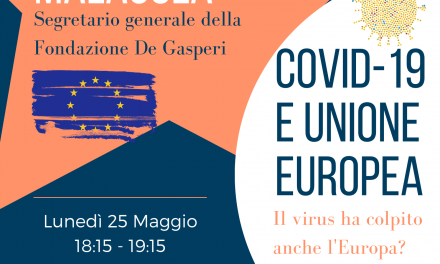 Spaghetto Culturale: Covid 19 e Unione Europea