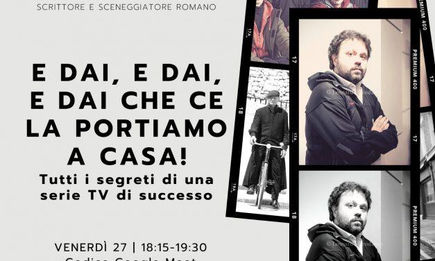 Spaghetto Culturale: A tu per tu con Luca Manzi