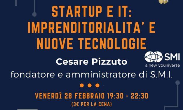 Spaghetto Cuturale: Startut e it – Imprenditorialità e nuove tecnologie